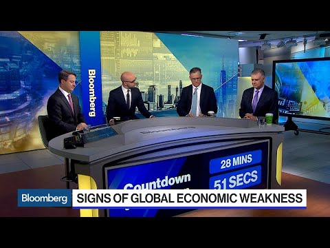 Markets Add Signals of Global Economic Weakness to Trade Concerns