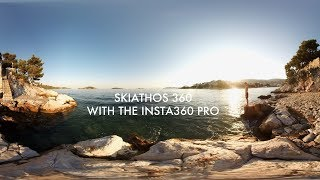 Skiathos 360: Filmed with the Insta360 Pro in 8K thumbnail