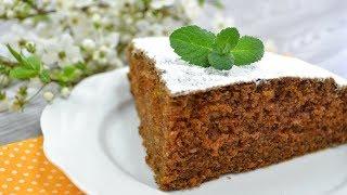 Ciasto marchewkowe - Jak zrobić - Smakowite Dania
