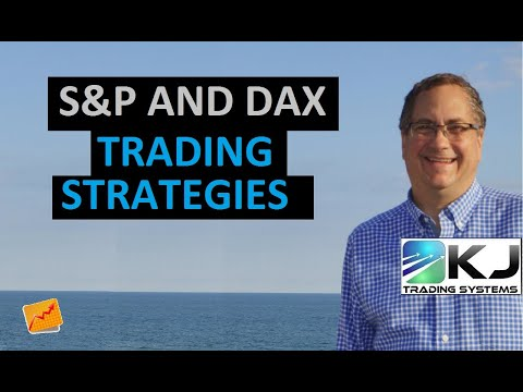 Algo Trading Strategies For Stock Indices and DAX (For 2020)