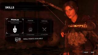 H0n0rD112 plays Rise of the Tomb Raider part 3 - PS4 - Survivor