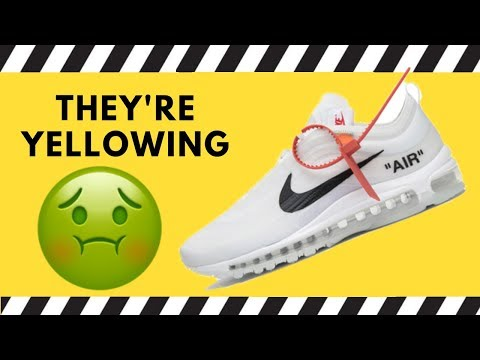 Off White Nike Air Max 97 Update