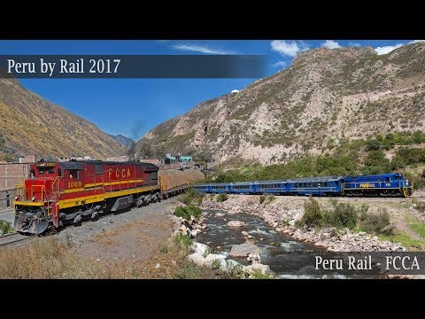 Peru Preview  - PeruRail and Ferrocarril Central Andino