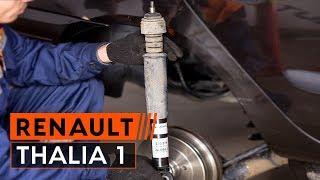 Παρακολουθήστε τον οδηγό βίντεο σχετικά με την αντιμετώπιση προβλημάτων Αμορτισέρ RENAULT