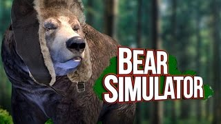 INDUSTRIAL FRIED PANDA!?!? | Bear Simulator | Fan Choice Friday