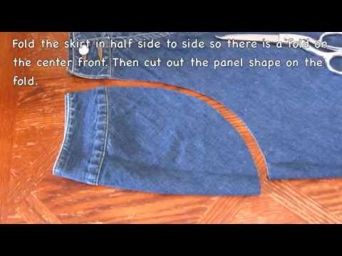 how to make pouch with lining