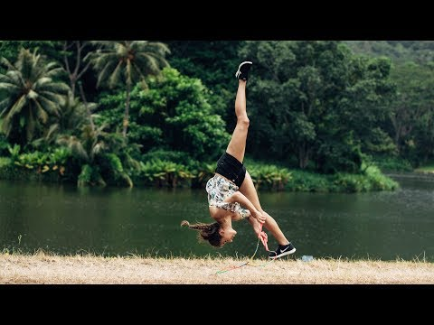 World's Best Jump Roper - Hawaii Style in 8K