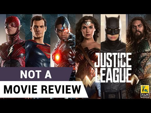 Justice League | Not A Movie Review | Sucharita Tyagi
