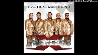 Proyecto X - Y Al Final Quedé Sin Ti (Estudio 2016)
