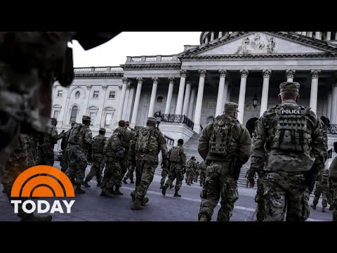 12 National Guard Members Removed From Inauguration Detail | TODAY