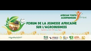 African Youth Agripreneurs Forum_Session_02_Experiences of African Youth  Agripreneurs/Debate thumbnail