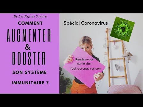 CORONAVIRUS: Comment augmenter et booster votre système immunitaire