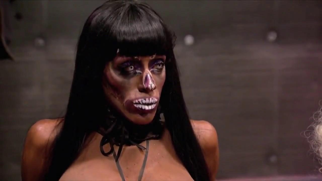 Every time RuPaul said Nina Bo'Nina Brown's name on Drag Race Season 9