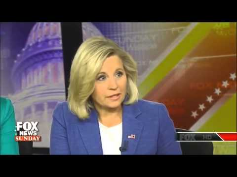 Fox guest shuts up Liz Cheney on Bill Clinton's cheating: He's as popular as the pope