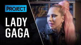 Lady Gaga - New Music, Touring And Self Belief | The Project