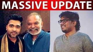 Massive Update | Venkat Prabhu Teams Up With Yuvan…!