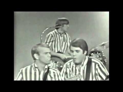 The Beach Boys - I Get Around (Ed Sullivan 1964)