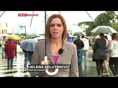 Milutinović o inicijativi 'Ne davimo Beograd'