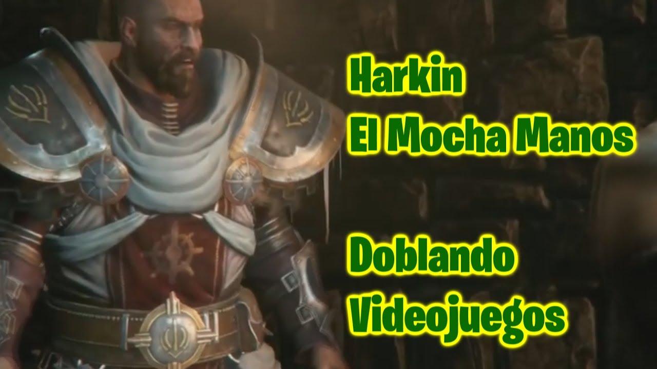 Harkin el mocha manos (doblaje de Lords of the fallen)