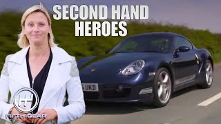 Second Hand Heroes: AĻL the best second hand cars you can buy | Fifth Gear