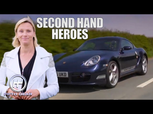 Second Hand Heroes: ALL the best second hand cars you can buy | Fifth Gear