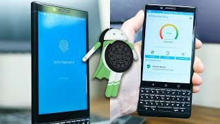 BlackBerry Key2 30 Day Challenge: Android 8.1 Oreo, Security Features, and Bloatware