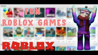 Top 5 Fun Roblox Games To Play For 2019