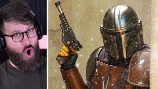 THE MANDALORIAN Official Trailer (2019) Disney, Star Wars Series ( Reaction )