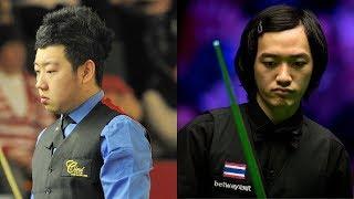 Sunny Akani Songsermsawad อรรคนิธิ์ ส่งเสริมสวัสดิ์ v Li Hang   European Masters 2018 Mp3