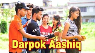 Darpok Aashiq | Teri nazron ne kuch aisa jadoo kiya | Dosti love story | Silchar Youth