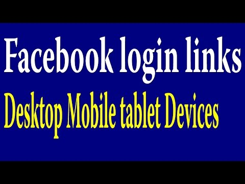 www.facebook.com login : learn how to sign in to https://www.facebook.com/login/