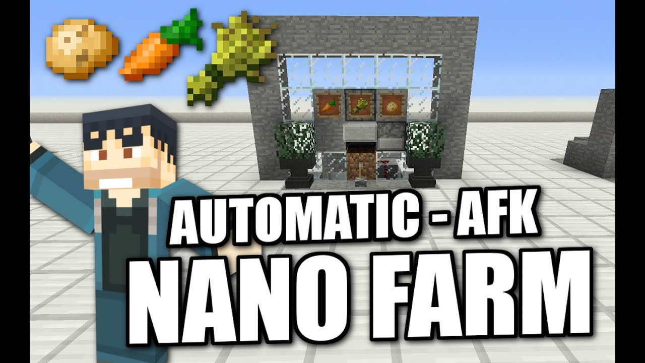 Impulsesv nano farm minecraft