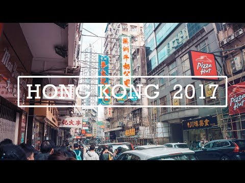 Hong Kong 香港 + Macau | #5 Travel Video 2017