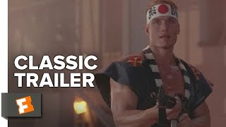 Showdown In Little Tokyo (1991) Official Trailer - Dolph Lundgren, Brandon Lee Movie HD