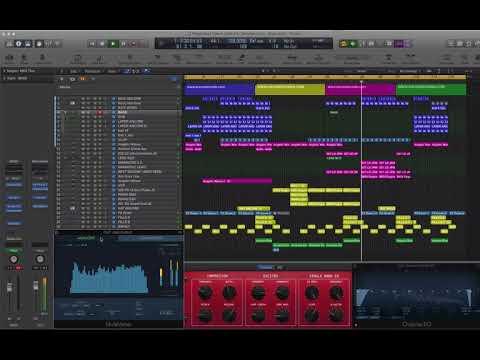 """PROGRESSIVE TRANCE"" Logic Template Vol.3 Anjuna Style | Ancore Sounds"