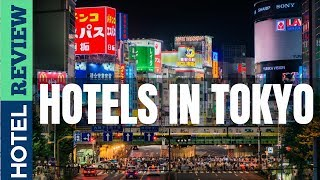 Gambar cover ✅Tokyo Hotels Reviews: Best Tokyo Hotels (2019)[Under $100]
