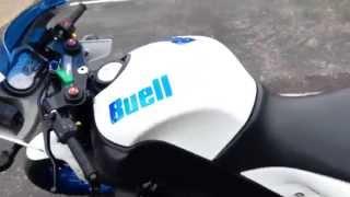 2009 Buell XB12R w/ Drummer Exhaust