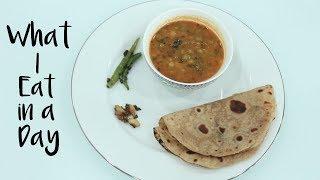 What I eat in a Day: India 2018 / Mridul Sharma