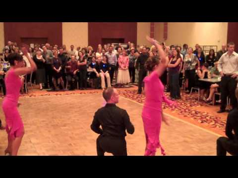 Baile Pachanga at the JW Marriott Grand Rapids