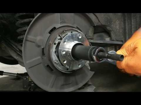 CV Axle and wheel bearing Hub installer tool.( BMW )