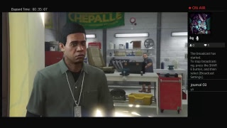 Gta 5 stream#2 FT.Journal 03