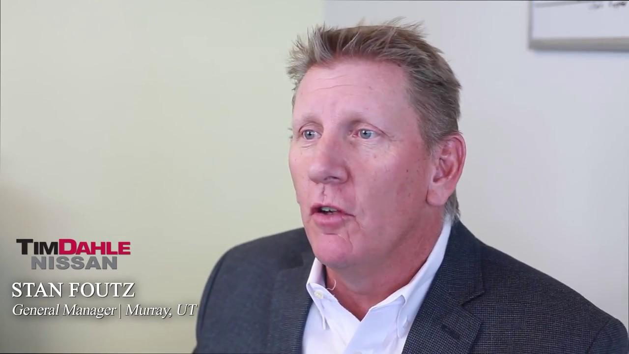Lovely Stan Foutz | General Manager | Tim Dahle Nissan | Murray, UT