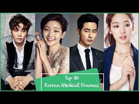 Top 10 Korean Medical Dramas