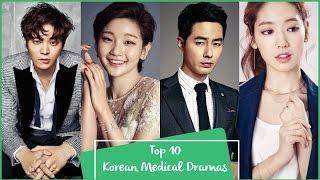 Video Top 10 Korean Medical Dramas download MP3, 3GP, MP4, WEBM, AVI, FLV Januari 2018