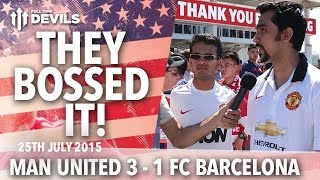 """They Bossed It!"" 