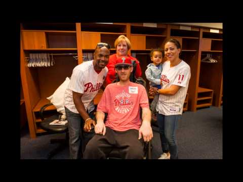 Jimmy Rollins Speaks at the Phillies Phestival
