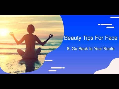 Qvid Vlogs Beauty Tips For Face 8 Go Back To Your Roots