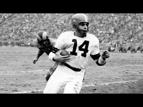 16: Otto Graham  The Top 100: NFL's Greatest Players 2010  NFL Films