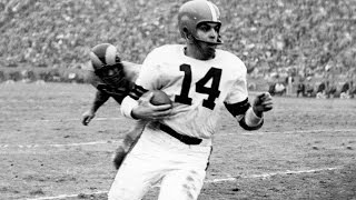 #16: Otto Graham   The Top 100: NFL