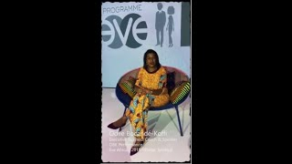 Interview Odile Bocande Koffi @EVEafrica Dakar 2019 (Senegal)